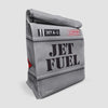 Jet Fuel - Lunch Bag
