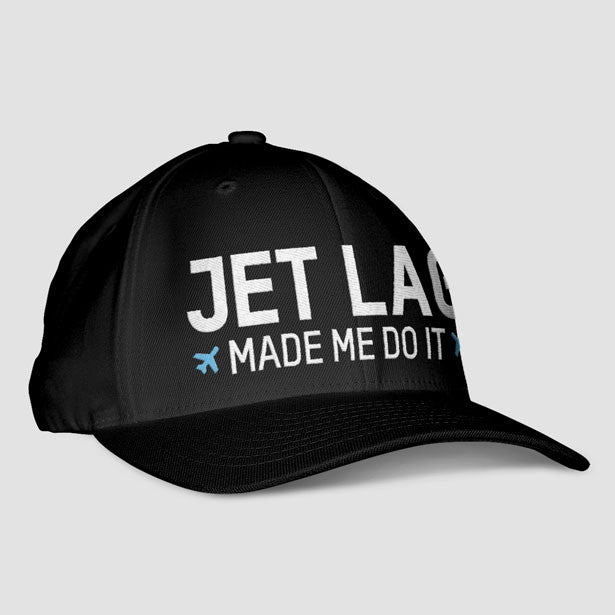 Jet Lag Made Me Do It - Classic Dad Cap – Airportag aa4b0a13c45