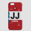 JJ - Phone Case - airportag  - 1