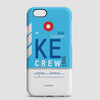 KE - Phone Case - airportag  - 1