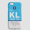 KL - Phone Case - airportag  - 1