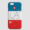 LA - Phone Case - airportag  - 1