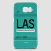 LAS - Phone Case - airportag  - 2