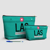 LAS - Pouch Bag - airportag  - 3