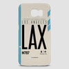 LAX - Phone Case - airportag  - 2
