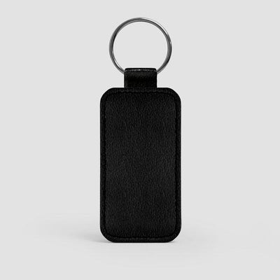Exclusive Code - Leather Keychain - Airportag