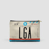 LGA - Pouch Bag - airportag  - 5