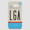 LGA - Phone Case - airportag  - 2