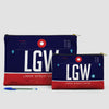 LGW - Pouch Bag - airportag  - 3