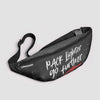Pack Lighter, Go Further - Fanny Pack