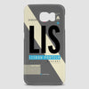 LIS - Phone Case - airportag  - 2