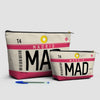 MAD - Pouch Bag - airportag  - 3