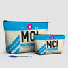 MCI - Pouch Bag - airportag  - 3