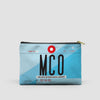 MCO - Pouch Bag - Airportag