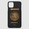 Mexico - Passport Phone Case