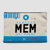 MEM - Pouch Bag - airportag  - 5