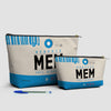 MEM - Pouch Bag - airportag  - 3
