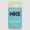 MKE - Phone Case - airportag  - 2