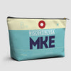 MKE - Pouch Bag - airportag  - 1