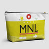 MNL - Pouch Bag - airportag  - 1