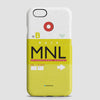 MNL - Phone Case - airportag  - 1