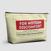 For Motion Discomfort - Pouch Bag - Airportag