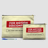 For Motion Discomfort - Pouch Bag - airportag  - 6