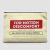 For Motion Discomfort - Pouch Bag - airportag  - 4