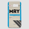 MRY - Phone Case - airportag  - 2