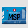 MSP - Pouch Bag - airportag  - 4