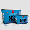 MSP - Pouch Bag - airportag  - 3