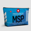 MSP - Pouch Bag - airportag  - 1