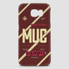 MUC - Phone Case - airportag  - 2