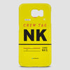 NK - Phone Case - airportag  - 2