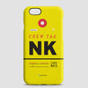NK - Phone Case - airportag  - 1