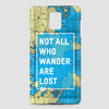 Not All Who Wander - Phone Case - airportag  - 3