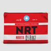 NRT - Pouch Bag - Airportag