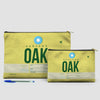 OAK - Pouch Bag - airportag  - 6