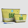 OAK - Pouch Bag - airportag  - 3