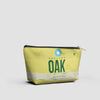 OAK - Pouch Bag - airportag  - 2