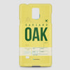 OAK - Phone Case - airportag  - 4