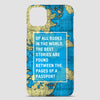 Of All Books - Phone Case airportag.myshopify.com