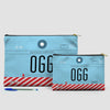 OGG - Pouch Bag - airportag  - 6