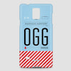 OGG - Phone Case - airportag  - 4