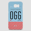 OGG - Phone Case - airportag  - 2