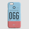 OGG - Phone Case - airportag  - 1