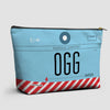 OGG - Pouch Bag - airportag  - 1