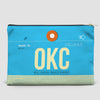 OKC - Pouch Bag - airportag  - 4