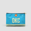 OKC - Pouch Bag - airportag  - 6