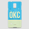 OKC - Phone Case - airportag  - 4